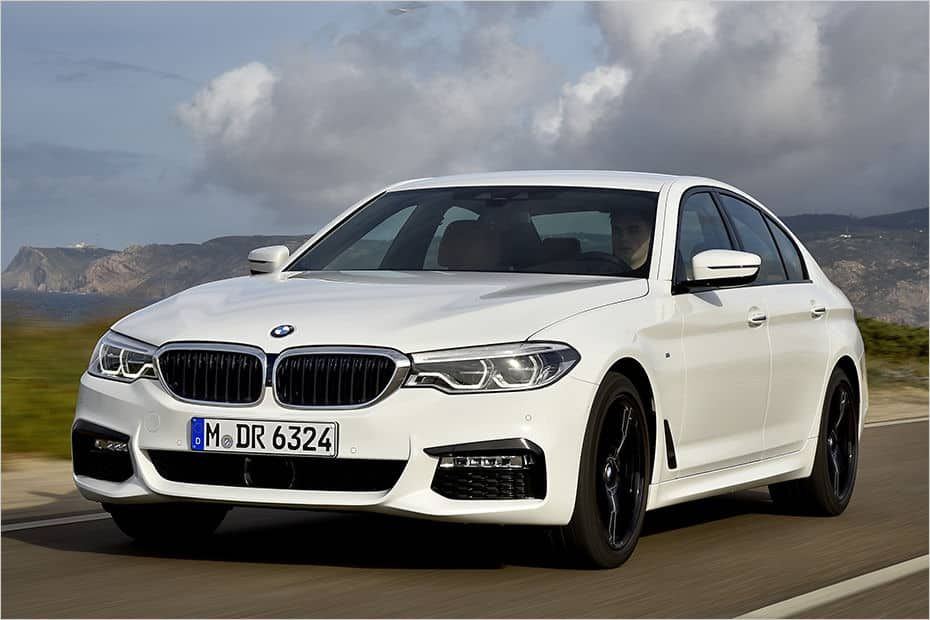 BMW 5er 2017